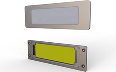 Airplane LED Low Profile Galley Light - Chip on Board (COB)